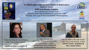 Laboratório de Gestão Costeira Integrada (LAGECI/UFSC)